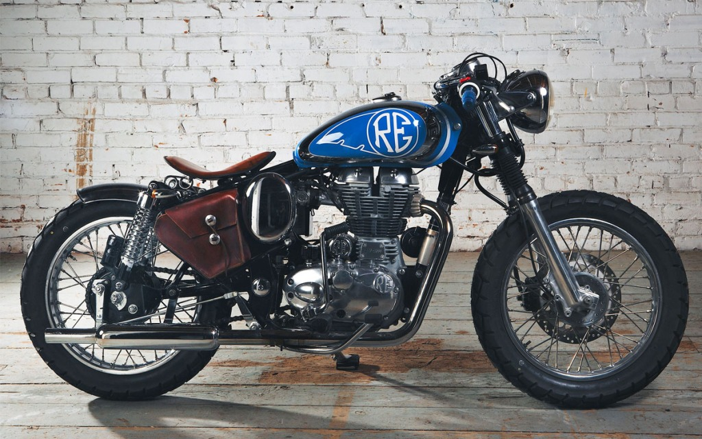 Royal Enfield Beach Bobber