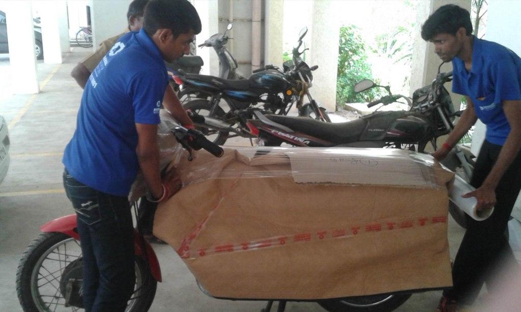 bike parcel