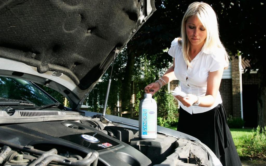 check used car engine
