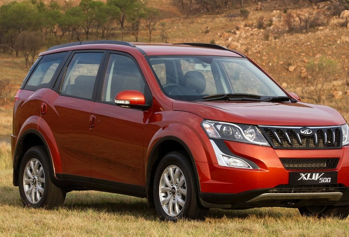 Mahindra XUV500 automatic version launch