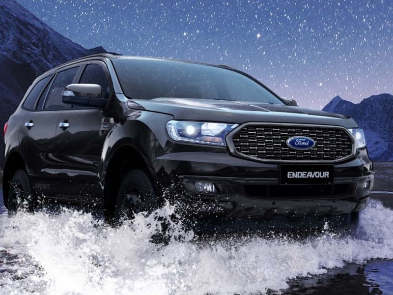Ford Endeavour Sport 2020