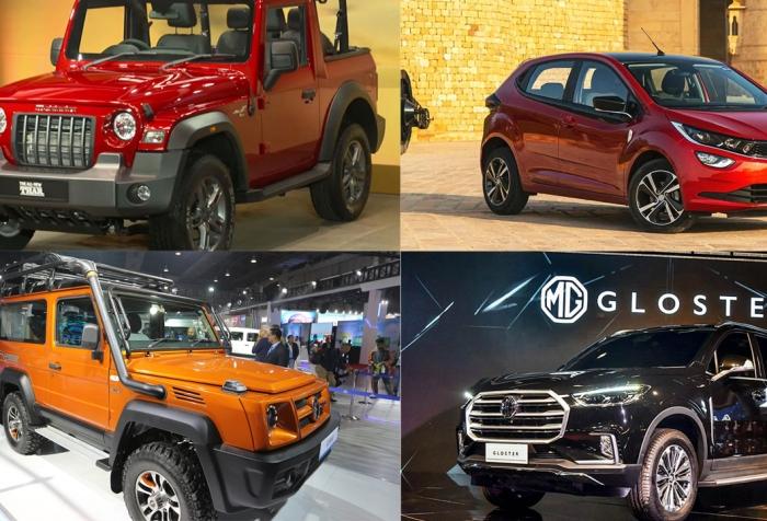 October 2020 car launch in India