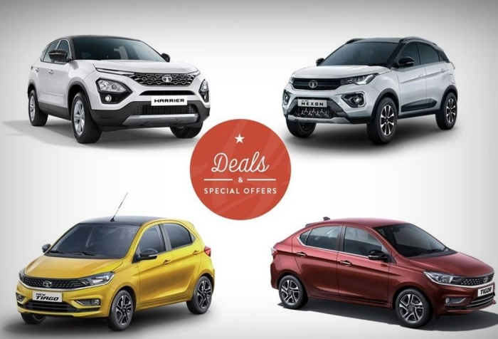 tata motor cars discount in september 2020