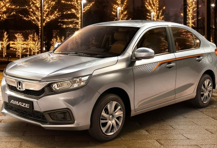 Honda Amaze Special Edition launch