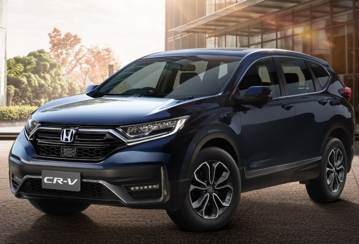 honda-cr-v-special-edition launch soon