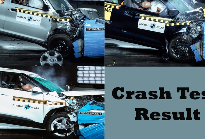 Global NCAP crash-test