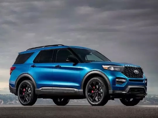 New Ford SUV 2021