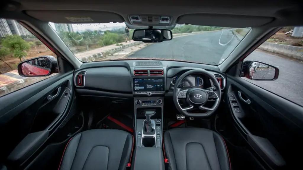 Hyundai 7 seater create name is alcazar