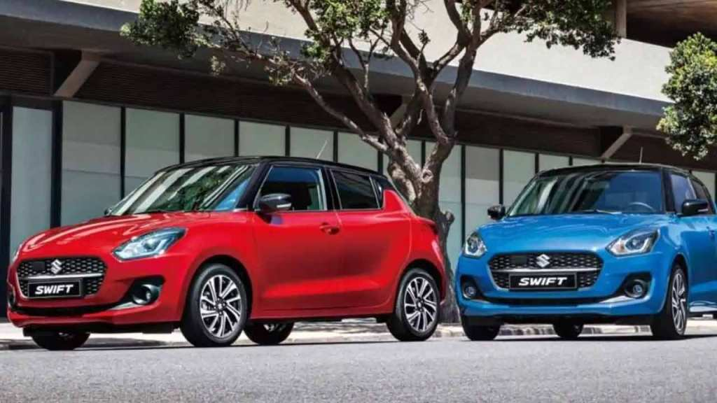 Maruti Swift 2021