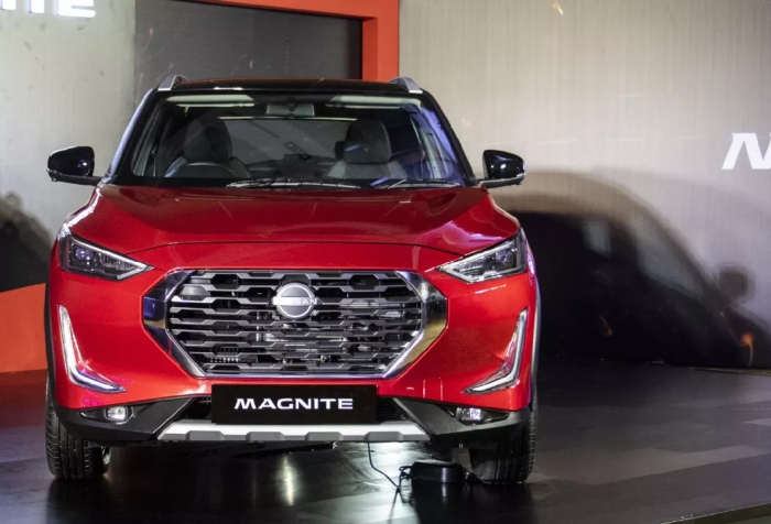 Nissan Magnite booking cross 50000 mark