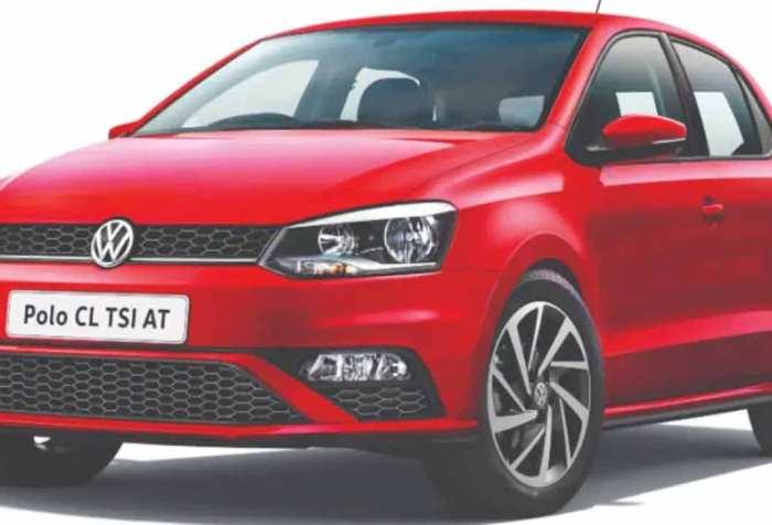 Volkswagen new Polo comfertline TSI automatic variant