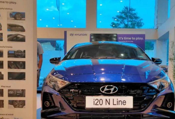 Hyundai i20-n-line