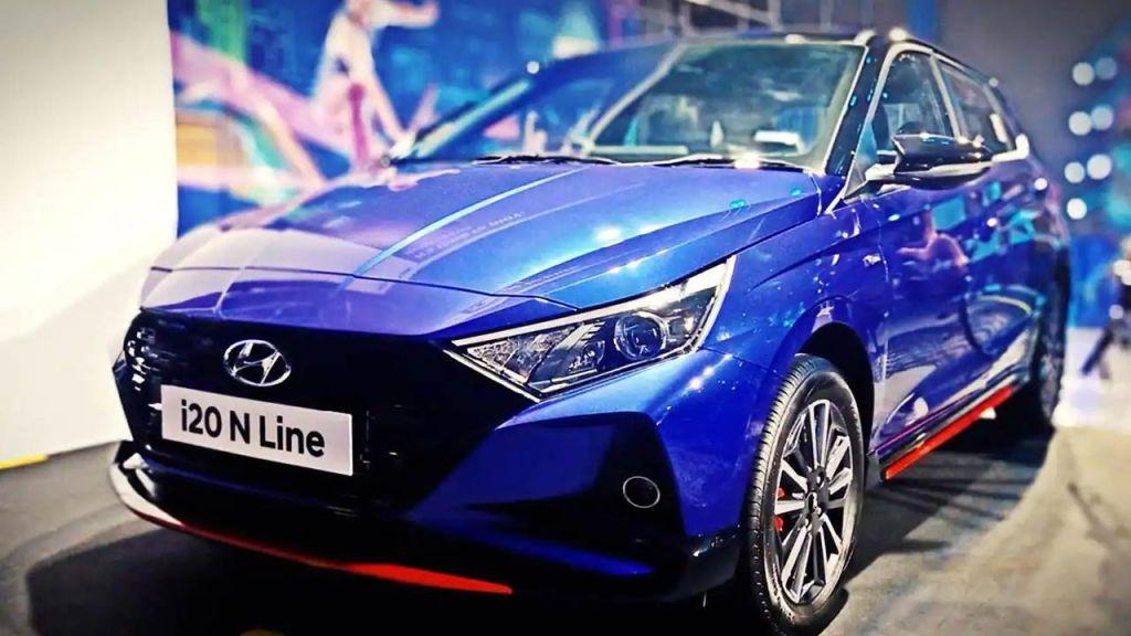 Hyundai i 20 N Line