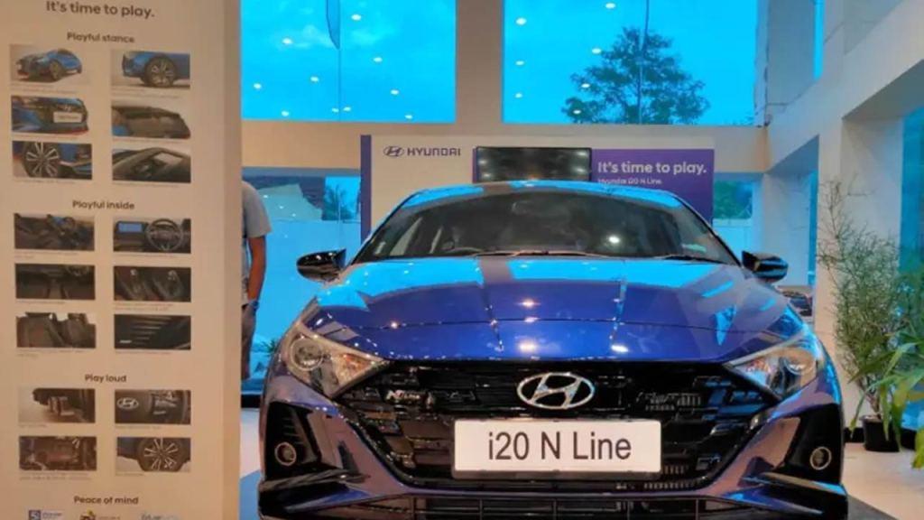Hyundai i20 N Line